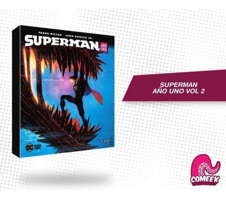 Superman Año Uno Vol 2