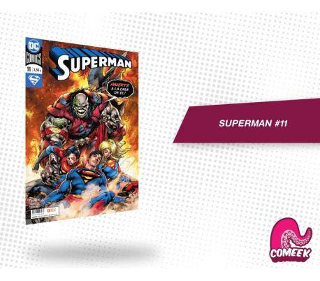 Superman número 11