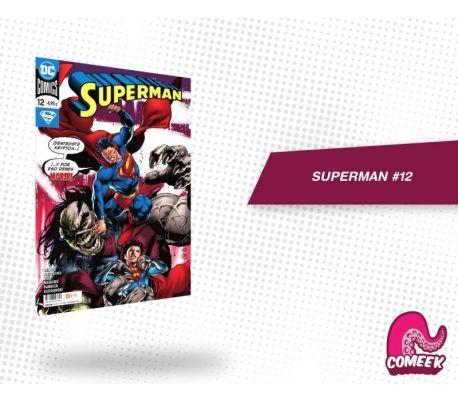 Comic Superman número 12