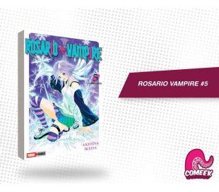 Rosario + Vampire número 5