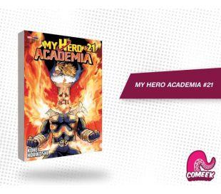 My Hero Academia número 21