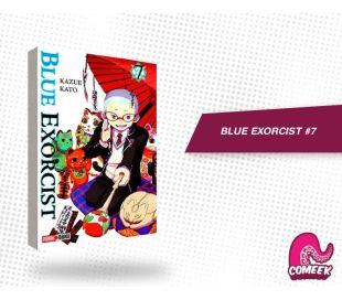 Blue Exorcist número 7
