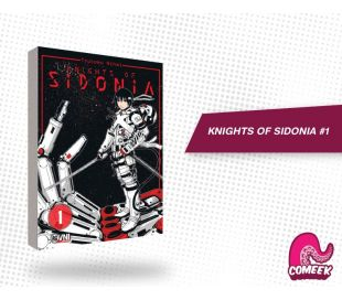 Knights of Sidonia número 1