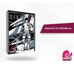 Knights of Sidonia número 4