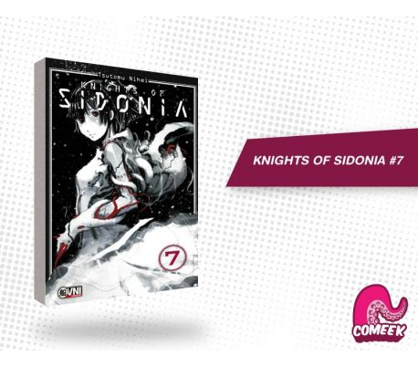 Knights of Sidonia número 7