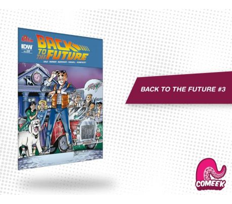 Back to the future número 3