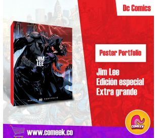 Art Book Jim Lee Edición especial