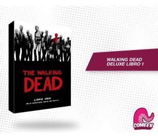 Walking Dead Deluxe Libro 1