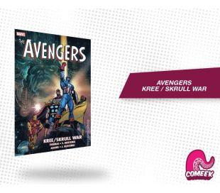 Avengers Kree /Skrull War
