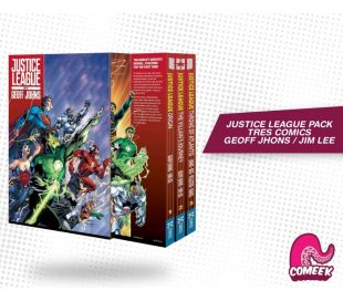 Pack especial Justice League