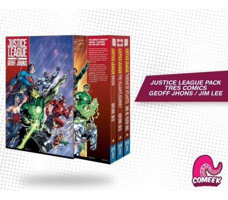 Pack especial Justice League