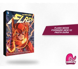 Flash Move Forward New 52 Pasta dura