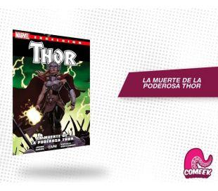 La Muerte de la Poderosa Thor