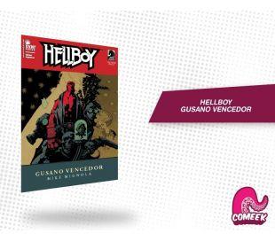 Hellboy Gusano Vencedor