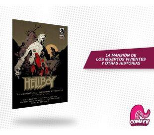 Hellboy La mansión de los muertos vivientes y otras historias