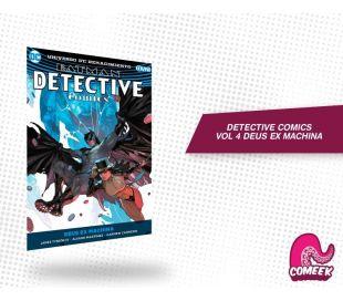 Detective Comics Vol 4 Deux Ex Machina