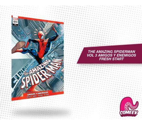 Amazing Spiderman Vol. 2 Amigos y enemigos (Fresh Start)