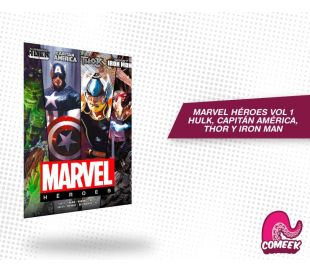 Marvel Héroes Fresh Start