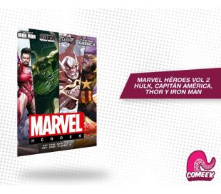 Marvel Héroes Fresh Start Vol 2