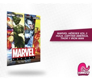 Marvel Héroes Fresh Start Vol 3