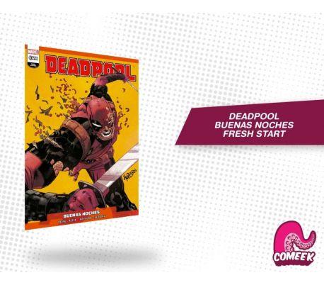 Deadpool Vol. 2 Buenas Noches (Fresh Start)