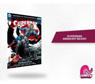 Superman Vol. 4 Amanecer Negro (rebirth)