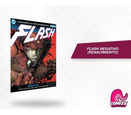 Flash Vol. 5 Negativo (rebirth)