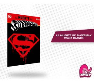 La Muerte de Superman + material extra