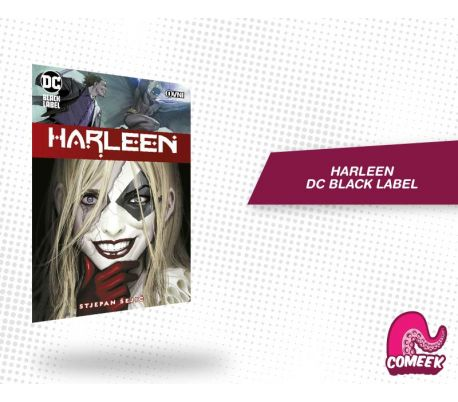 Harleen Black Label