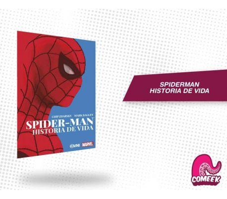 Spiderman Historia de vida