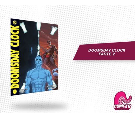 Doomsday Clock Vol 2