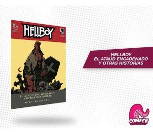 Hellboy El Ataúd Encadenado y otras Historias