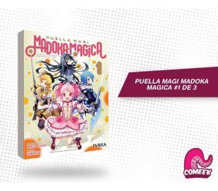 Puella Magi Madoka Magica número 1 de 3