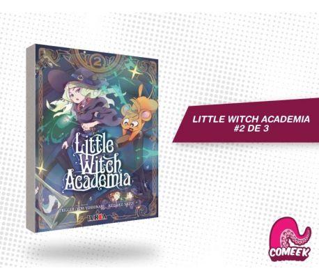 Little Witch Academia número 2 de 3