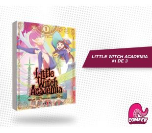 Little Witch Academia número 1 de 3