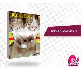 Tokyo Ghoul Re número 10