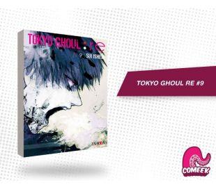 Tokyo Ghoul Re número 9