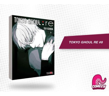 Tokyo Ghoul Re número 8
