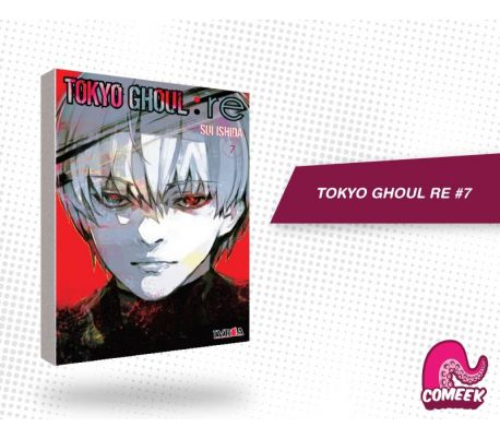 Tokyo Ghoul Re número 7