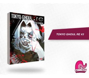 Tokyo Ghoul Re número 3