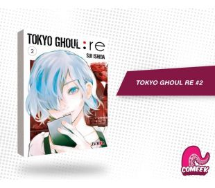 Tokyo Ghoul Re número 2