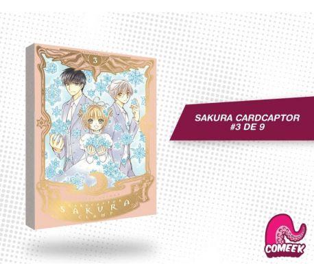 Sakura Card Captor Deluxe número 3 de 9