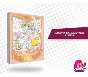 Sakura Card Captor Deluxe número 1 de 9