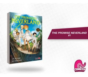 The Promised neverland número 1