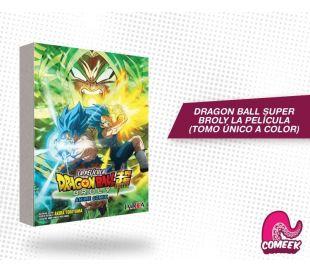 Dragon Ball Super Broly La película (tomo único)