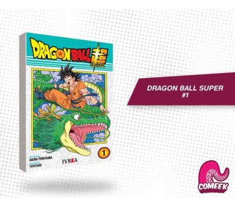 Dragon Ball Super número 1
