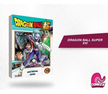 Dragon Ball Super número 10