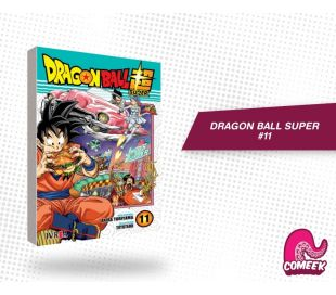 Dragon Ball Super número 11