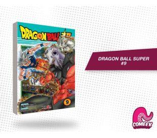 Dragon Ball Super número 9