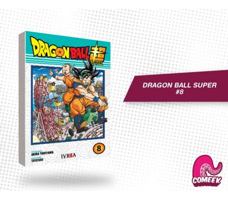 Dragon Ball Super número 8
